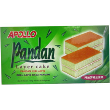 05.20412 - APOLLO PANDAN CAKE 20x8x22gr
