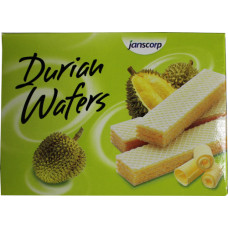 05.52630 - JANS DURIAN WAFERS 24x150g