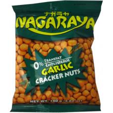05.60206 - NAGARAYA GARLIC NUTS 48x160g