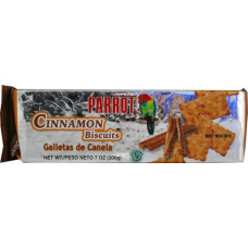 05.70106 - PARROT CINNAMON BISCUITS 24x7o