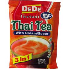 15.33000 - DEDE THAI TEA 3in1 30x12x35