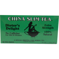 15.87003 - TP CHINA SLIM TEA 36x20x1.76oz