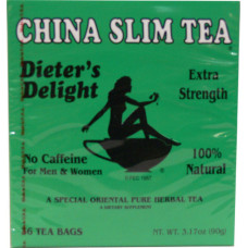 15.87009 - TP CHINA SLIM TEA 24x36x3.17oz