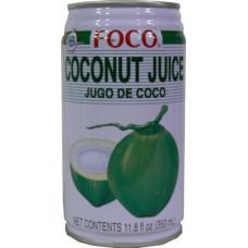 20.30000 - FOCO COCONUT JUICE 24x11.8oz