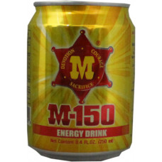 20.60100 - M-150 ENERGY DRINK 24x250ml