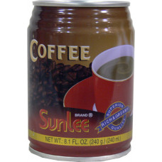 20.70100 - SUNLEE COFFEE 24x8.1fl.oz