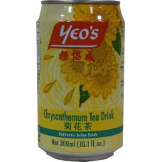 20.90009 - YEO'S CHRYS TEA 24x300ml