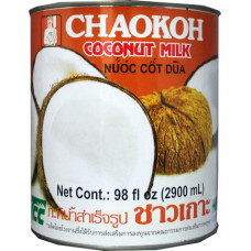30.20009 - CHAOKOH COCONUT MILK 6x2900ml
