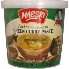 40.60005 - MAESRI GREEN CURRY 6x35oz