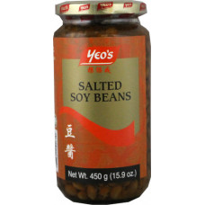 40.90200 - YEOS SALTED SOY BEANS 24x450g