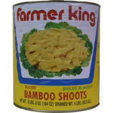 45.10000 - BAMBOO SHOOT SLICED 6x5lbs
