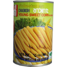 45.20054 - CHAOKOH SWEET CORN 24x15oz