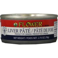 45.30300 - FLOWER LIVER PATE 24x2.75oz