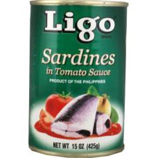 45.50303 - LIGO SARDINES (G) 48x425g