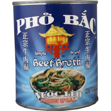 45.80000 - TEMPLE BEEF BROTH 12x28oz