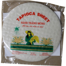 50.28002 - CT TAPIOCA SHEET 25cm 36x12oz