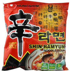 60.67033 - NS SHIN RAMYUN SPICY 8x4x120g