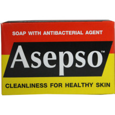 75.20400 - ASEPSO SOAP 6x12x90g