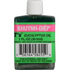 75.27800 - BSTS EUCALYPTUS OIL 12x1fl.oz