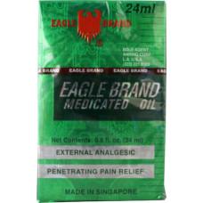 75.30003 - EAGLE MEDICATED OIL 12x12x24ml