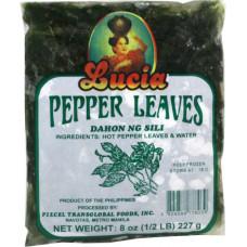 99.50023 - LUCIA PEPPER LEAVES 50x8oz